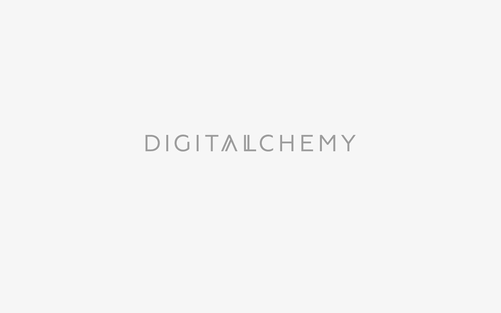 Digital Alchemy Portfolio Logotype