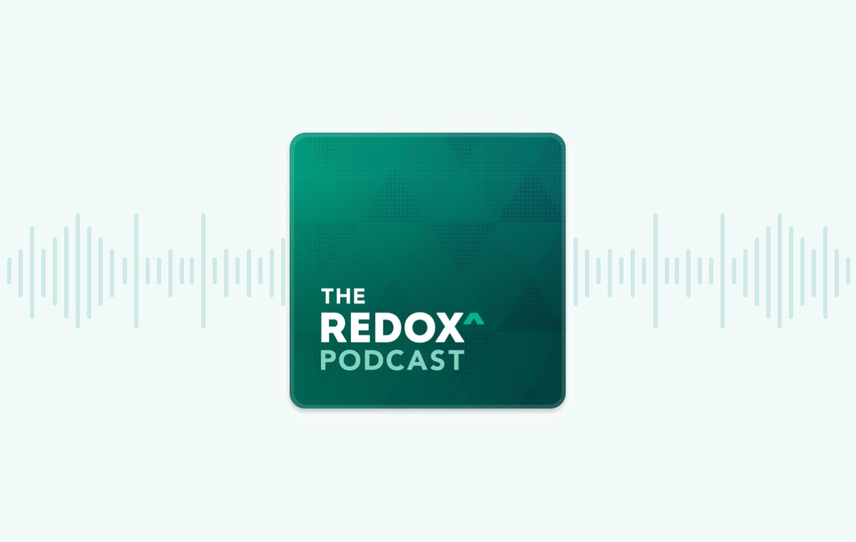 Redox Podcast Sound Waves
